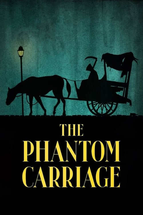 Largescale poster for The Phantom Carriage