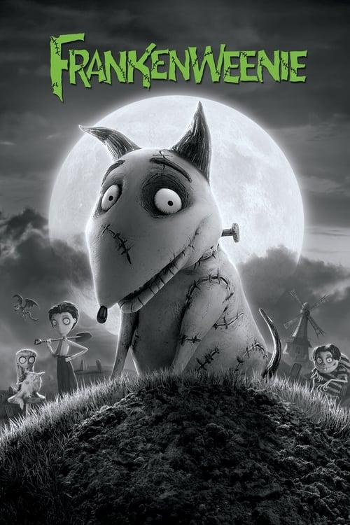 Streaming Frankenweenie (2012) Best Quality Movie