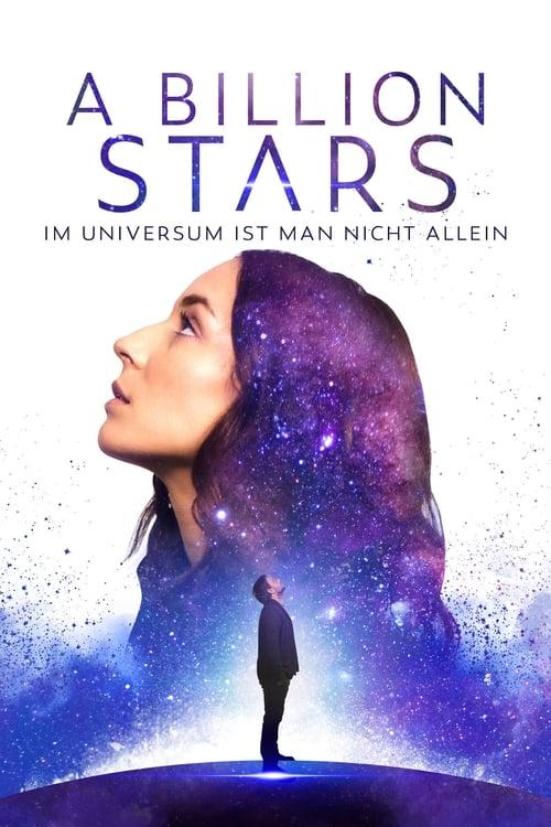 A Billion Stars - Im Universum ist man nicht allein - Poster