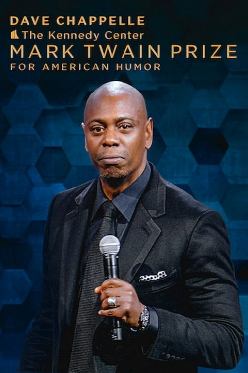 Dave Chappelle: The Kennedy Center Mark Twain Prize (2020) Poster
