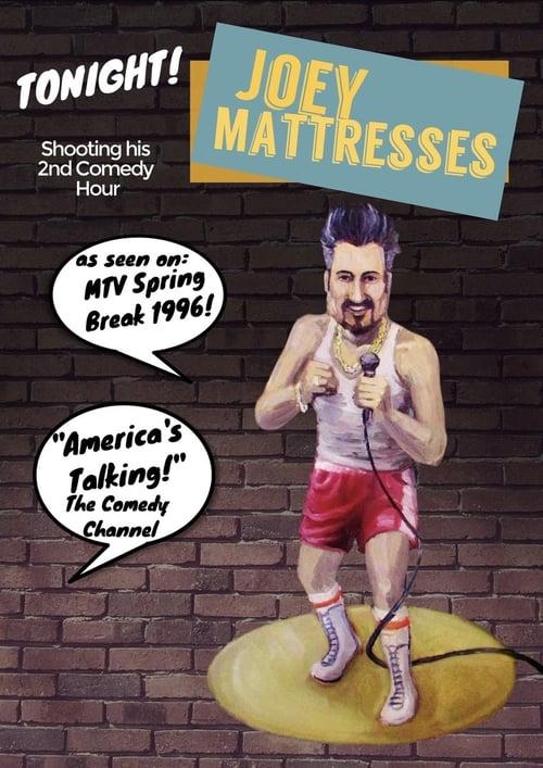 Joe Matarese: The Poster's Wrong