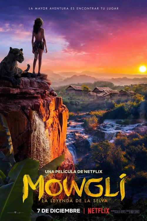 Película Mowgli: La leyenda de la selva En Español