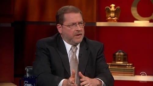 The Colbert Report: Season 7 – Episod Grover Norquist