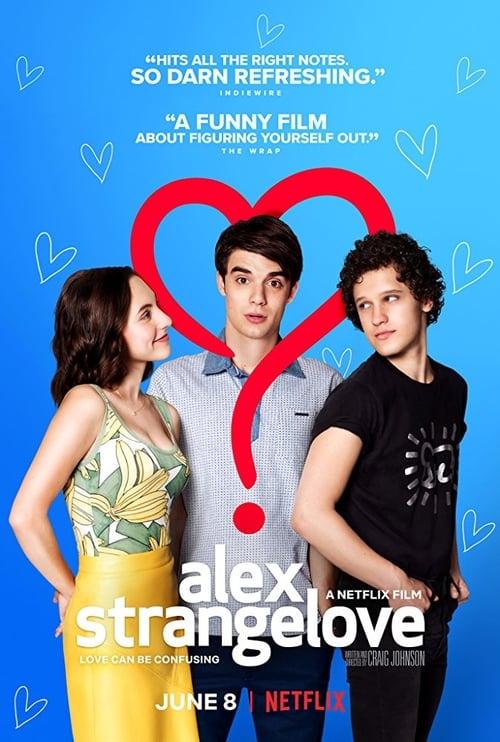 Assistir Alex Strangelove