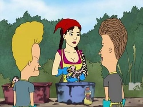Watch Beavis and Butt-head S8E10 Online