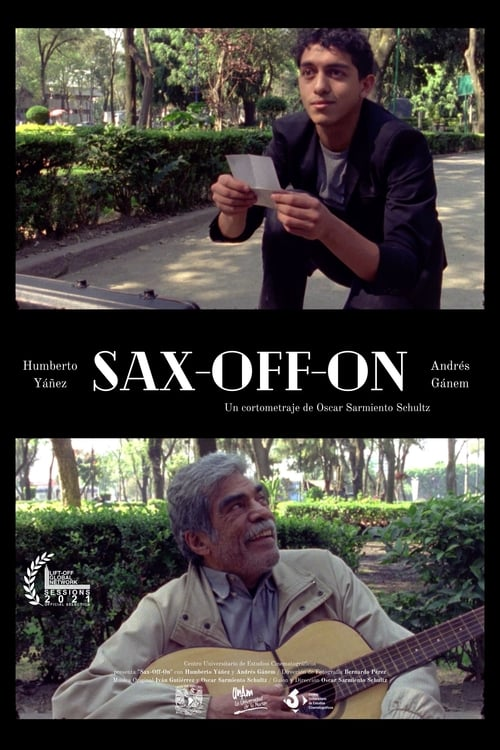 Sax-Off-On (2021) Poster
