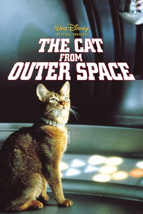 Streaming The Cat from Outer Space (1978) Movie Free Online