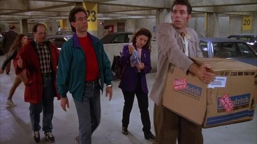 Seinfeld 1991 1080p Extended: Season 3 – Episode The Parking Garage