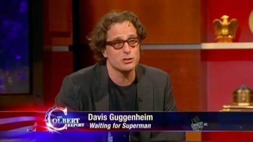 The Colbert Report 2010 Blueray: Season 6 – Episode Davis Guggenheim