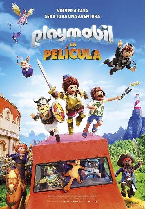 Mira La Película Playmobil. La película En Español En Línea