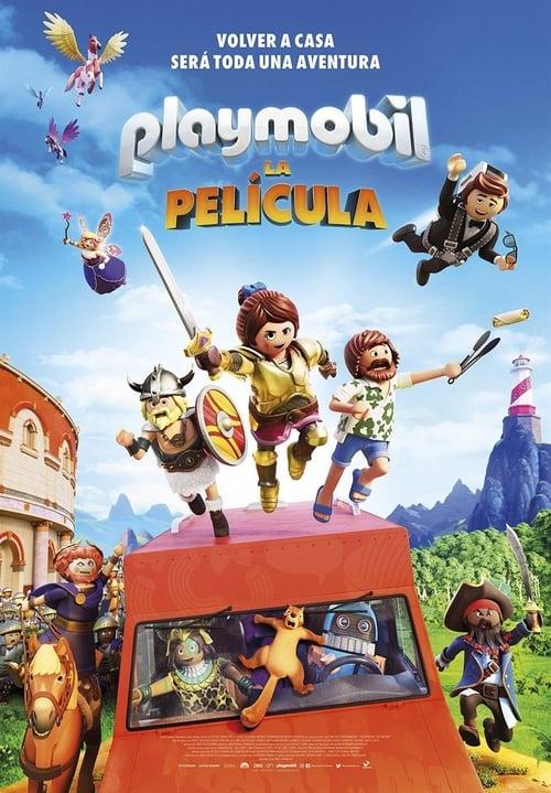 Imagen Playmobil La película