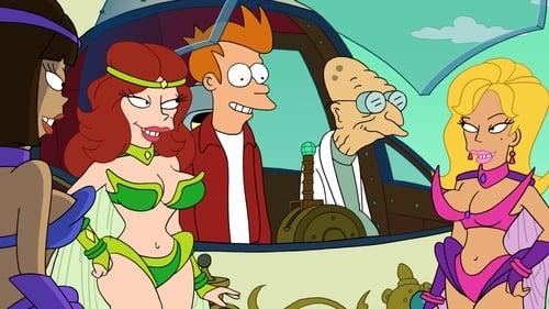 Poster della serie Futurama