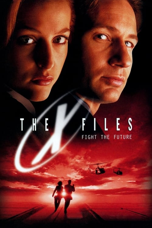 The X Files - Poster