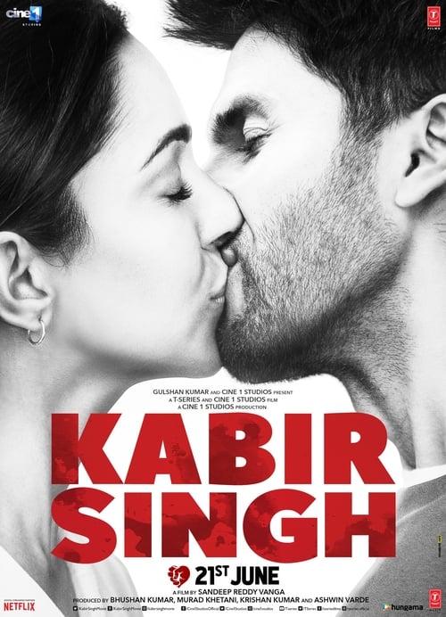 कबीर सिंह film en streaming