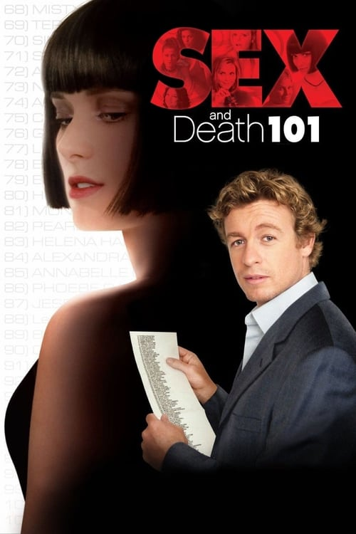 The poster of Sex and Death 101