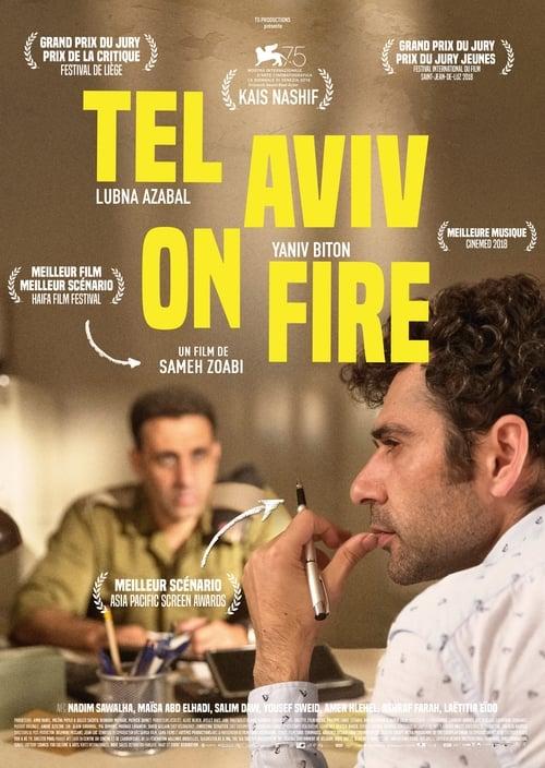 Tel Aviv on Fire 2018