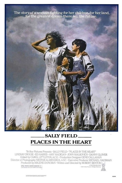 Streaming Places in the Heart (1984) Movie Free Online