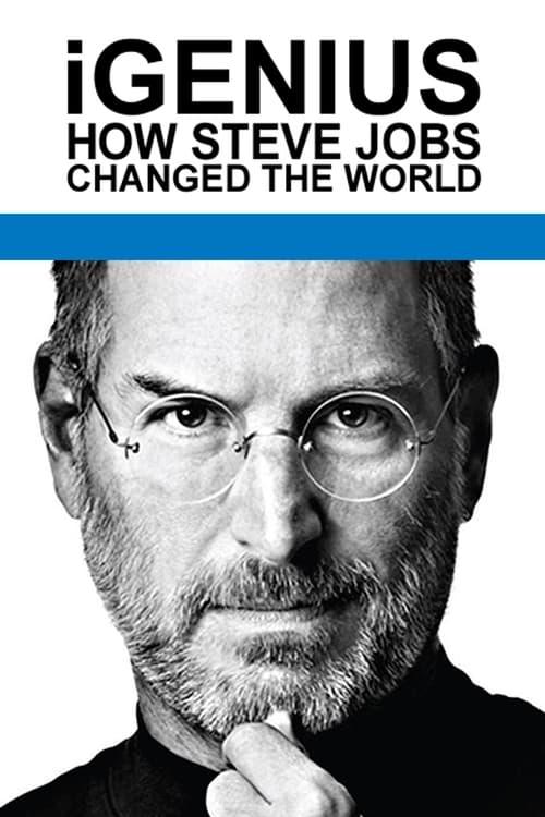iGenius - Wie Steve Jobs die Welt veränderte - Poster