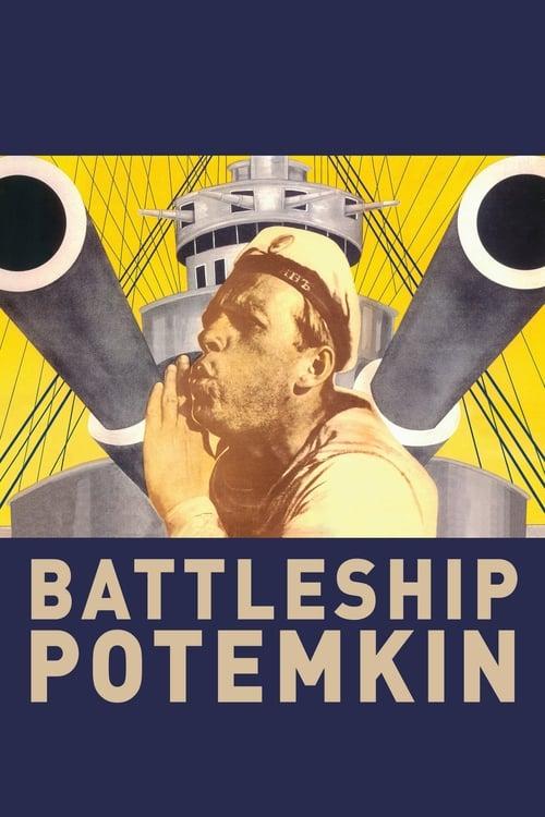 Watch Battleship Potemkin (1925) Full Movie