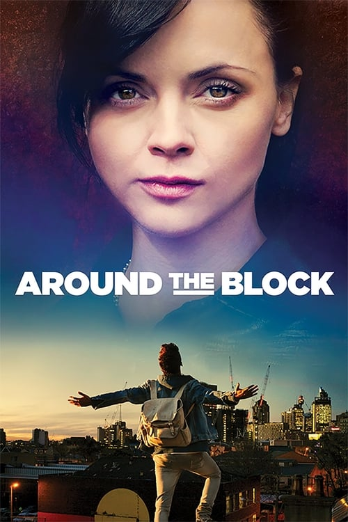 The poster of Around the Block