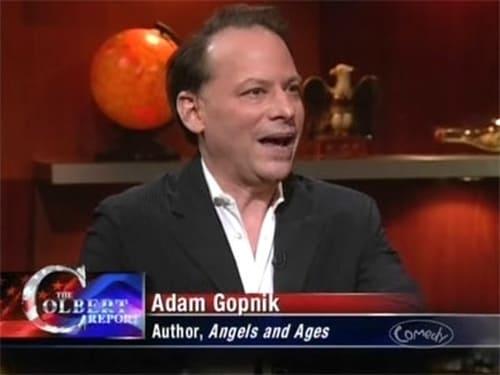 The Colbert Report: Season 5 – Episod David Ross, Ed Colbert, Adam Gopnik