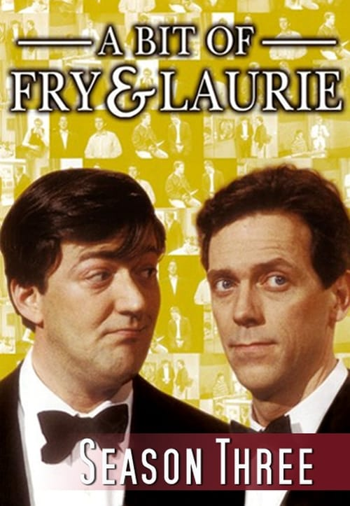 A Bit Of Fry And Laurie: Series 3