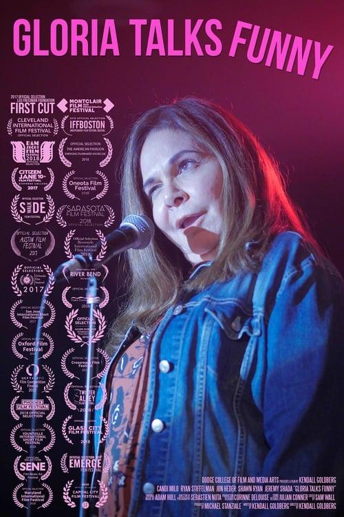 Mira La Película Gloria Talks Funny Con Subtítulos