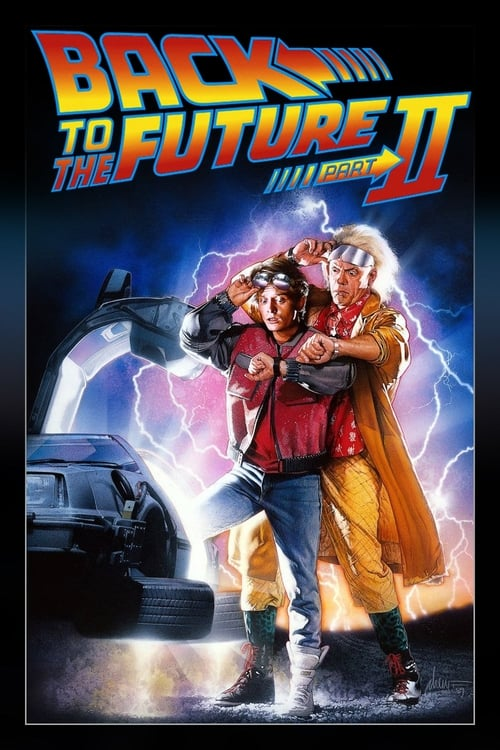 Largescale poster for Back to the Future Part II