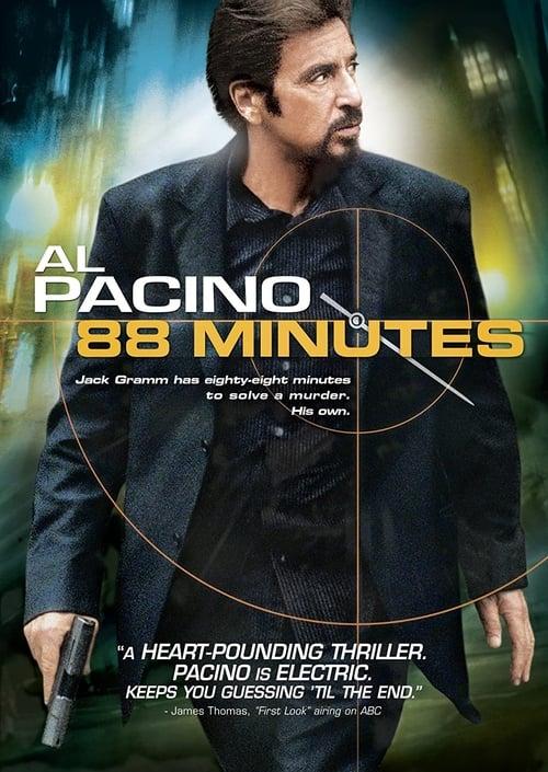 Watch 88 Minutes (2007) Best Quality Movie