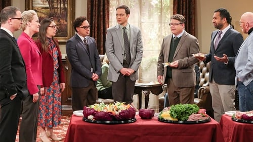 The Big Bang Theory - Season 12 - Episode 18: The Laureate Accumulation