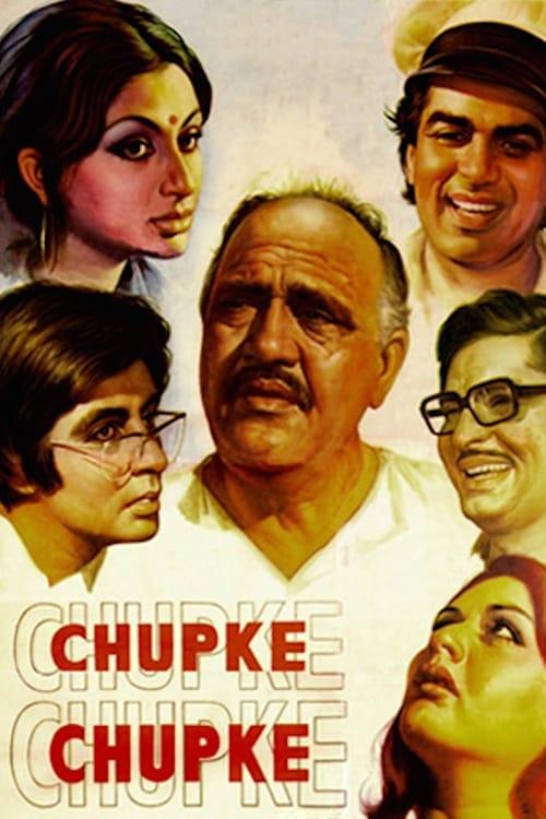 Streaming Chupke Chupke (1975) Movie Free Online