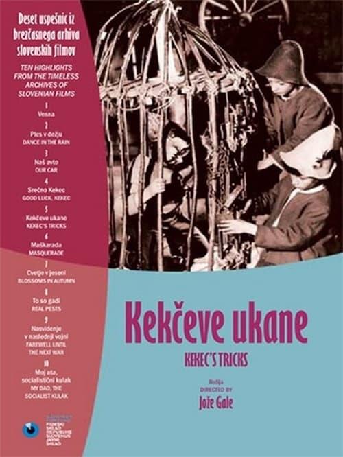 Largescale poster for Kekčeve ukane