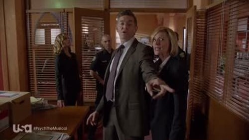 Psych 2013 Blueray: Season 7 – Episode Psych the Musical