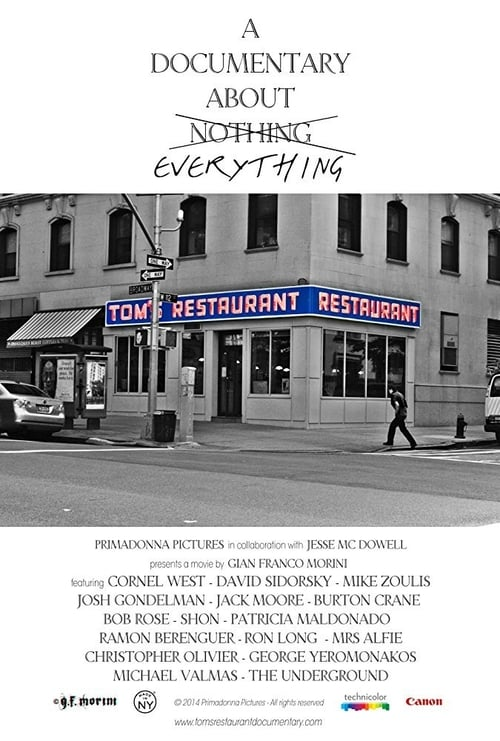 Film Tom's Restaurant - A Documentary About Everything Zdarma