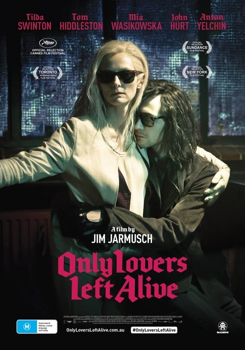 Full Movie Only Lovers Left Alive HD