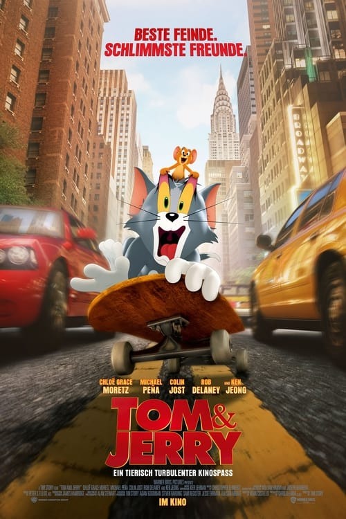 Tom & Jerry - Komödie / 2021 / ab 0 Jahre
