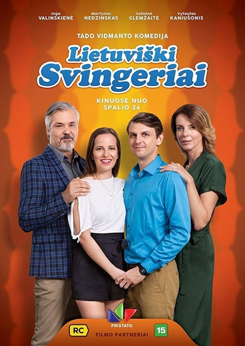 Lithuanian Swingers (2018)