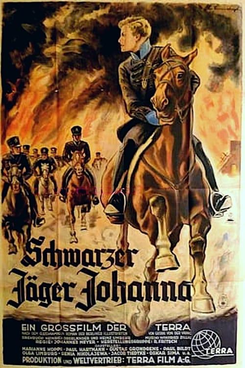 Black Fighter Johanna (1934)