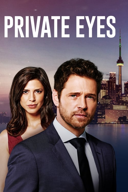 Private Eyes - Poster