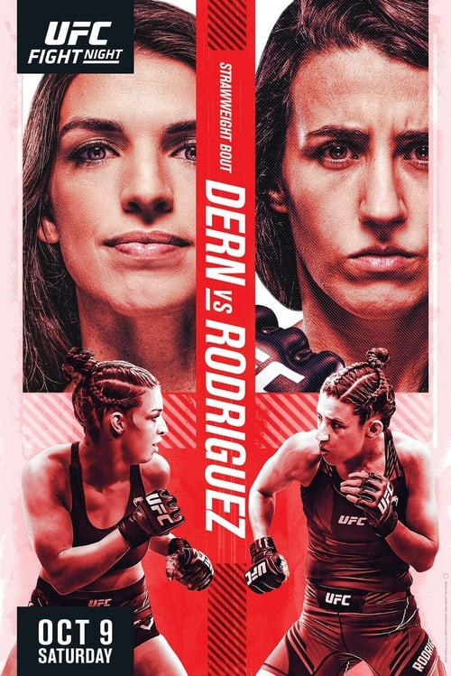 UFC Fight Night 194: Dern vs. Rodriguez On the page