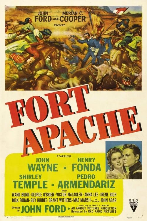 فيلم Fort Apache مدبلج بالعربية