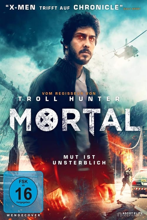 Mortal - Mut ist unsterblich - Poster