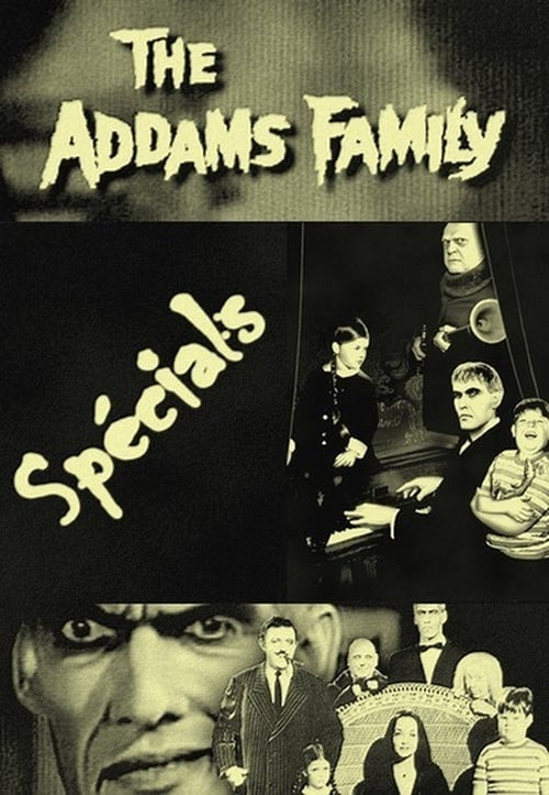 The Addams Family: Specials
