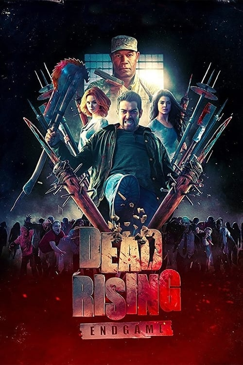 Regarder Dead Rising: Endgame (2016) streaming Netflix FR