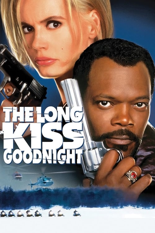 The Long Kiss Goodnight - Poster