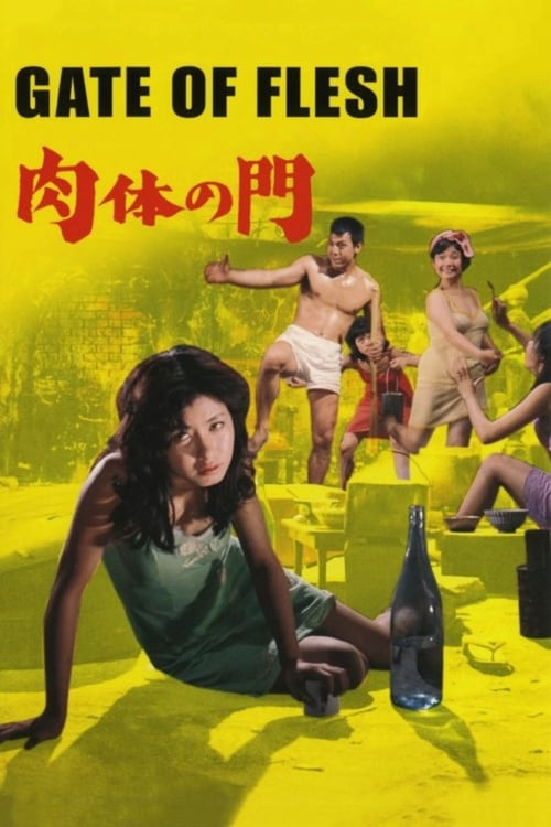 Largescale poster for 肉体の門