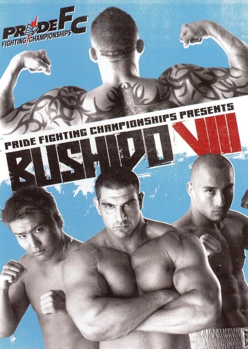 Pride Bushido 8