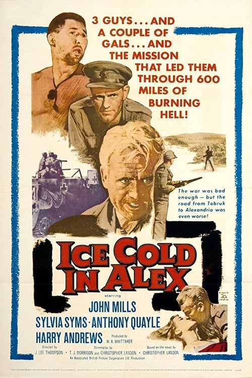 Ice Cold in Alex (1961)