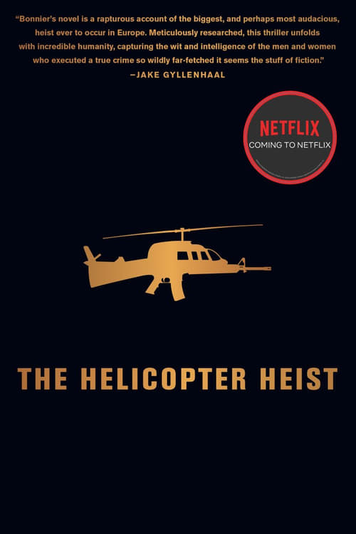 The Helicopter Heist (1970)