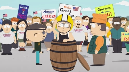 South Park - Season 19 - Episode 2: Where My Country Gone?